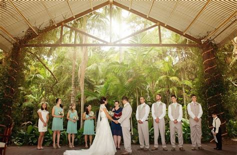 20 Sunshine Coast wedding venues perfect for a tropical