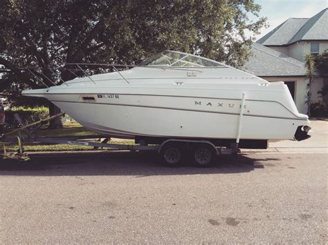 boats for sale florida under 10000 maxum 2400 scr 1998 for sale for 10 000 boats from usa