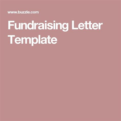 Donation Letter For Stag And Doe Best 25 Fundraising Letter Ideas On Nonprofit Fundraising Fundraising Ideas And