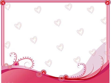 Heart Wedding For Powerpoint Backgrounds Presnetation Ppt Backgrounds Templates Wedding Powerpoint Background Templates