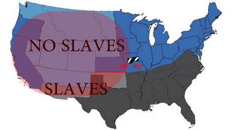 sectionalism and slavery sectionalism youtube
