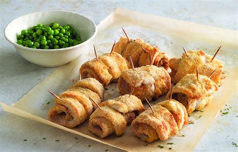 cucina italiana ricette di pesce ricetta rotolini di pesce spatola e piselli le ricette