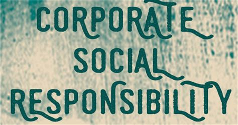creating value the importance of creating value in the importance of corporate social responsibility