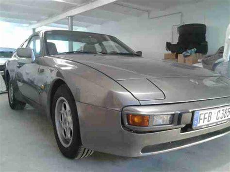 Porsche Italien by Porsche 944 Ii Aus Italien Mit H Kennzeichen Ab Porsche