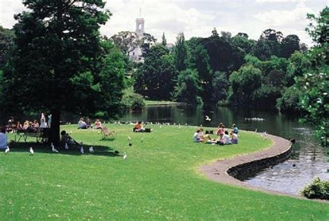 Gardens House Botanic Gardens Melbourne Royal Botanic Gardens Melbourne Oasis Of Green