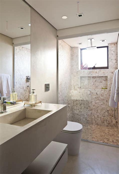 df badezimmer lindo banheiro em tons neutros 881 215 1280 arquitetura e