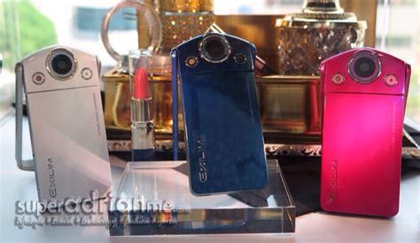 Casio Ex Tr35 Selfie Pink casio exilim ex tr35 now available in singapore