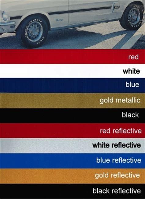 20mustang gt cs specs 1968 68 mustang gt cs california special stripe kit