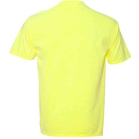 comfort colors neon blue comfort colors 1717 garment dyed heavyweight ringspun