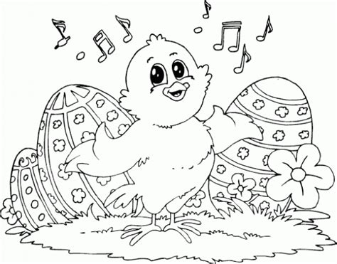 cute coloring pages for easter 13 cute easter coloring pages