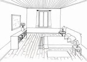 comment dessiner sa chambre