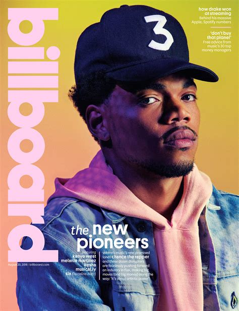 coloring book billboard missinfo tv 187 chance the rapper talks kanye west
