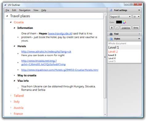 Outliner Folder by Outliner Software