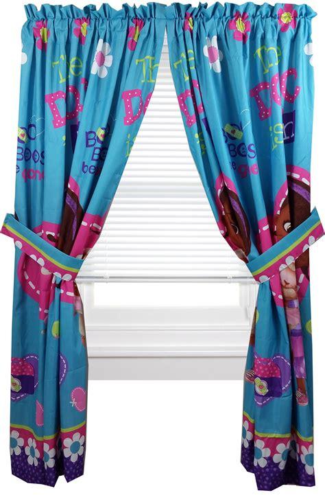 dr mcstuffin curtains doc mcstuffins long curtains curtain menzilperde net