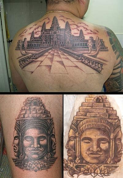 khmer tattoos best 25 cambodian ideas on khmer