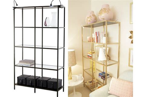 ikea hack vittsjo shelving unit photos hgtv canada