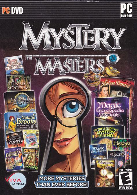 Mystery Masters by Mystery Masters