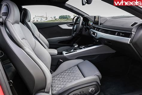 Audi S5 Interior by 2017 Audi A5 And S5 Coupe Review