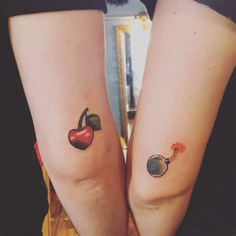 cute best friend tattoos best friend tattoos 110 designs for bffs