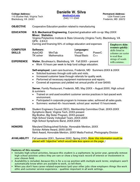 waitress resume templates http www jobresume website