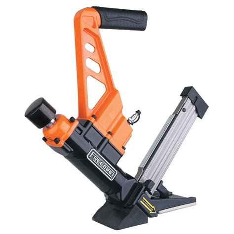 freeman tools pdx50c 3 in 1 flooring nailer stapler atg