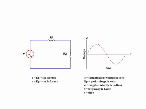 instantaneous current through inductor instantaneous voltage across resistor formula 28 images voltage divider circuits divider