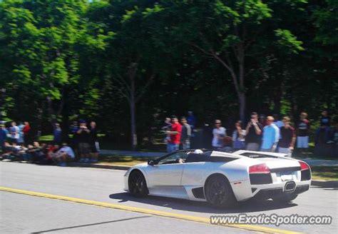 Lamborghini Minneapolis Lamborghini Murcielago Spotted In Chanhassen Minnesota On