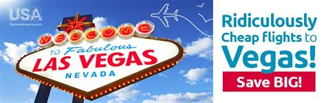 ridiculously cheap flights  las vegas