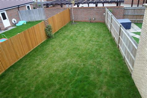 New Build Ickenham Requires Many New Garden Ideas New Build Garden Ideas