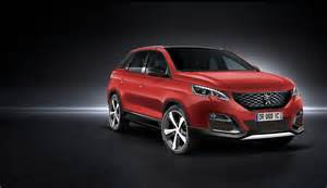 Peugeot 3008 Specifications 2017 Peugeot 3008 Gt Specs Car Wallpaper