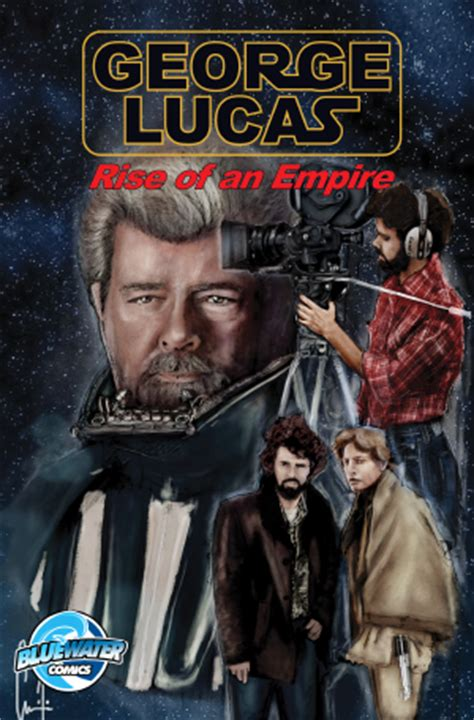 biography book george lucas george lucas stars in biography comic book geekthenews