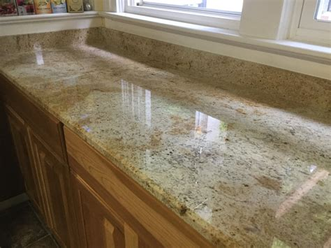 empire fabricators installed gorgeous granite at jim s
