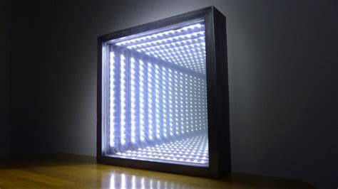 infinity mirrir how to make an led infinity illusion mirror