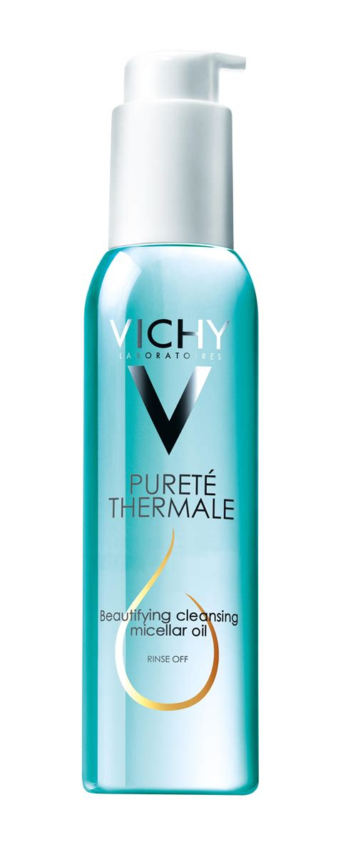 Wash Cellular Micellar Solution Cleanser vichy puret 233 thermale beautifying cleansing micellar cleanser paraben free