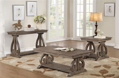 Unique Sofa Table by Toulon Unique Rustic Sofa Table From Homelegance Coleman