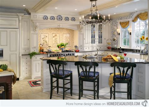 fabulous kitchen designs 15 fabulous french country kitchen designs decoration