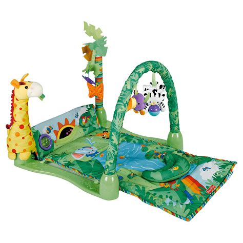 Rainforest Mat Fisher Price by Myshop