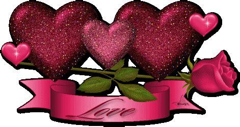 imagenes que se mueven de flores corazones brillantes para realizar dise 241 os y compartir