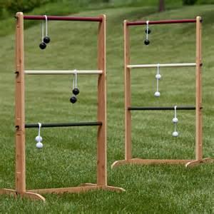 eddie bauer ladder ball set at hayneedle