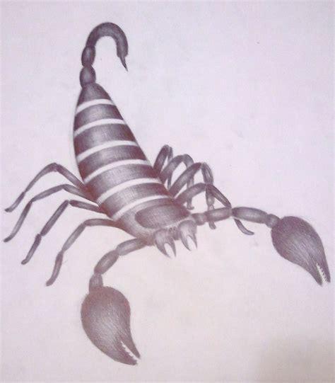 scorpion drawings car interior design