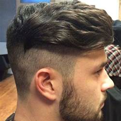 hair styles combed disconnected undercut haircut for men men s haircuts