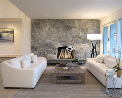 montauk living room beach style living room  york