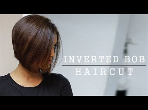 how to cut an inverted bob with clippers ehow short bob haircut hairstyle 2016 with undercut and extreme