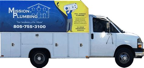 Mission Plumbing by Mission Plumbing Your Satisfaction Is Our Mission