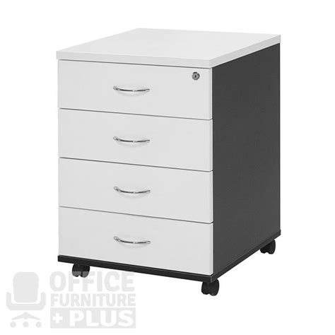 logan mobile pedestal drawers office furniture plus