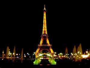 nacht le eiffel tower at wallpapers wallpaper cave