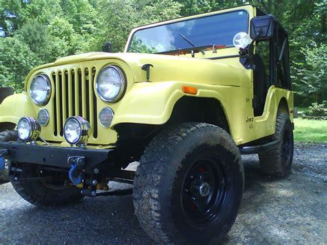 1977 Cj5 Jeep Jonathonw 1977 Jeep Cj5 Specs Photos Modification Info