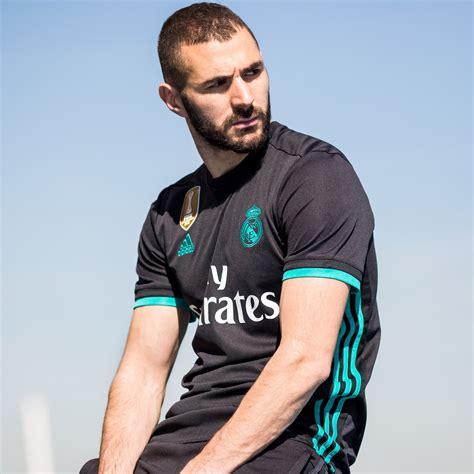 imagenes camiseta negra real madrid camiseta suplente adidas del real madrid 2017 2018