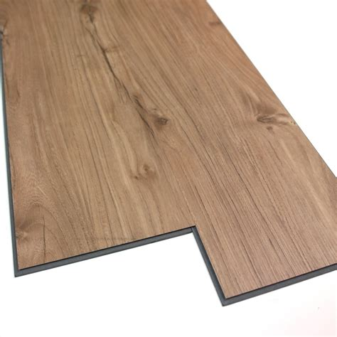 versaclic 6 in x 48 in appalachian oak floating vinyl plank lowe s canada