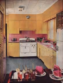 1950s Kitchen Design by 1950s Kitchen Design With A Chambers Range Flickr